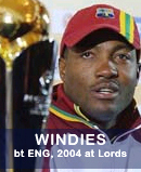 Windies Champions trophy 2004