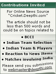 contributions required for online cricket news source