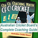 Coaching Youth Cricket Book gives you the tools you need to become a successful coach, even in your first season. Written by the Australian Cricket Board - the country's leading cricket authority - this complete guide combines the basics of coaching and cricket in one concise resource. It is essential reading for beginning coaches of 6- to 14-year-old athletes. Beginning with the basics, the book addresses the primary responsibilities and essential qualities of a good coach. You will learn fundamental coaching skills, including how to: communicate with players, parents, fans, umpires, and other coaches; teach sport skills sequentially; plan, organize, and conduct effective practices; and prevent injuries and provide emergency care.
