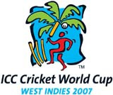 ICC Cricket World Cup 2007 Logo